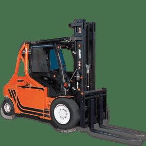 Chariots Elévateurs Spécifiques-F 60-90 H chariot élévateur électrique - De 6 tonnes à 9 tonnes