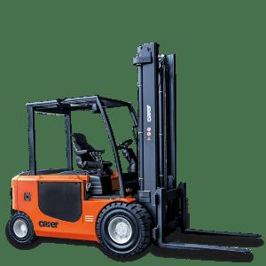 Chariots Elévateurs Spécifiques-R 45-80 H² chariot élévateur électrique - De 4.5 tonnes à 16 tonnes