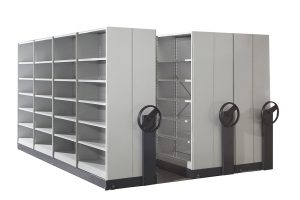 Stockage mobile-Longitudinal ou latéral
